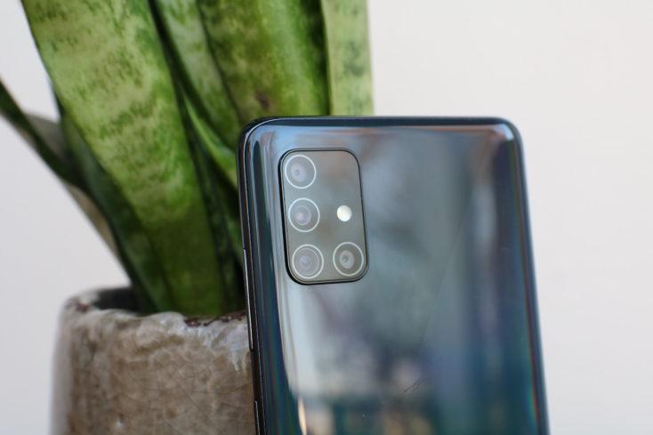 Samsung Galaxy A51 Kamera