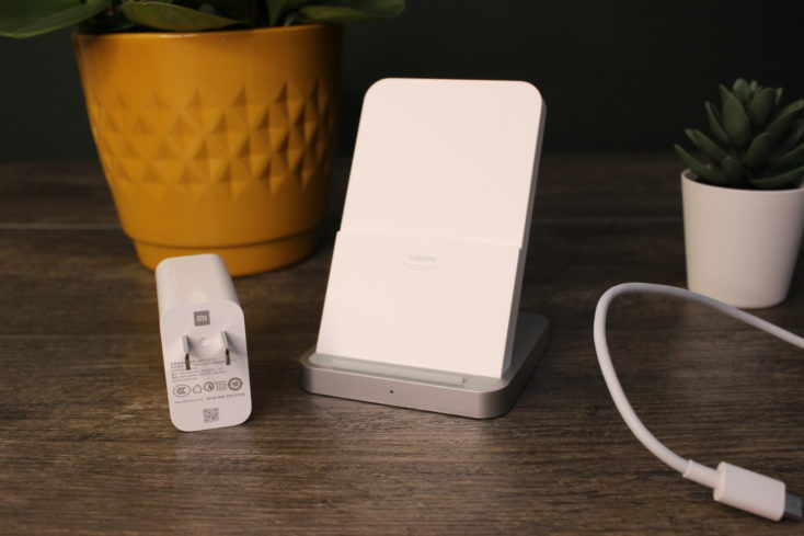 Xiaomi 30W Qi Lader USB Ladegeraet