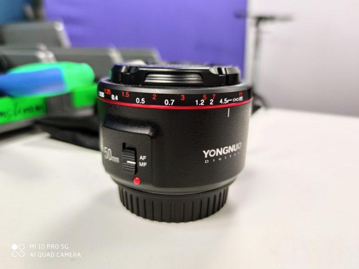 Xiaomi Mi 10 Pro Hauptkamera Testfoto Objekt