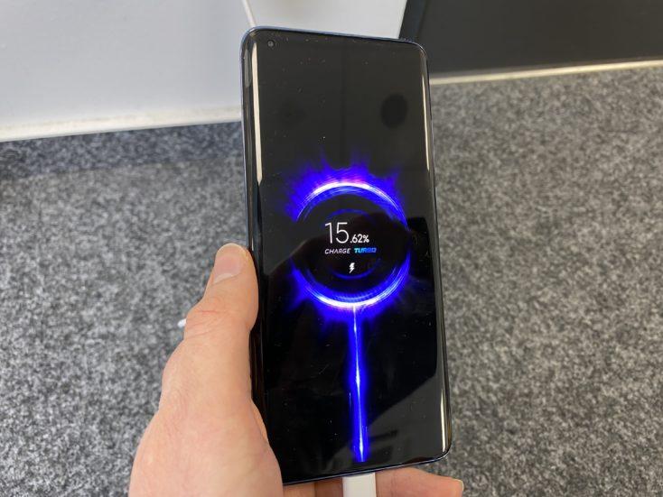 Xiaomi Mi 10 Pro Schnellladen