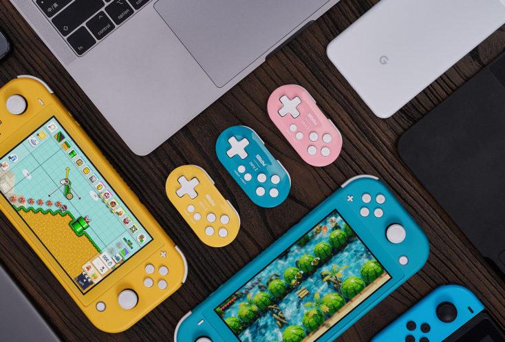 8Bitdo Zero 2 Nintendo Switch