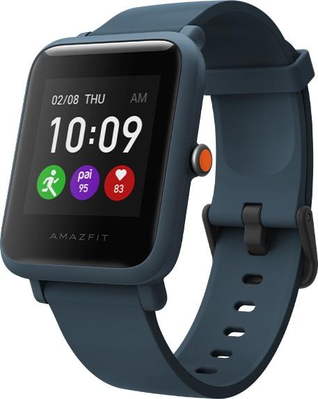 Amazfit Bip S Lite Smartwatch Design