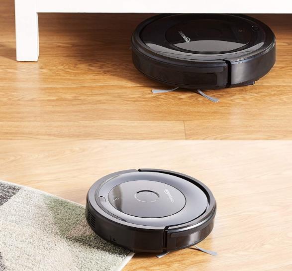 Amazon Basics Saugroboter Design
