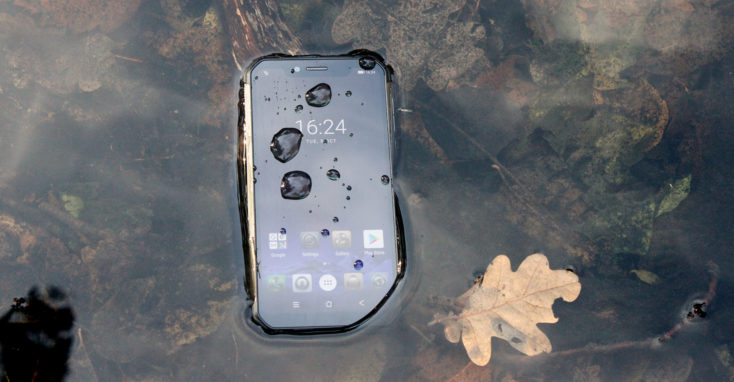 Blackview BV9600E Smartphone IP68