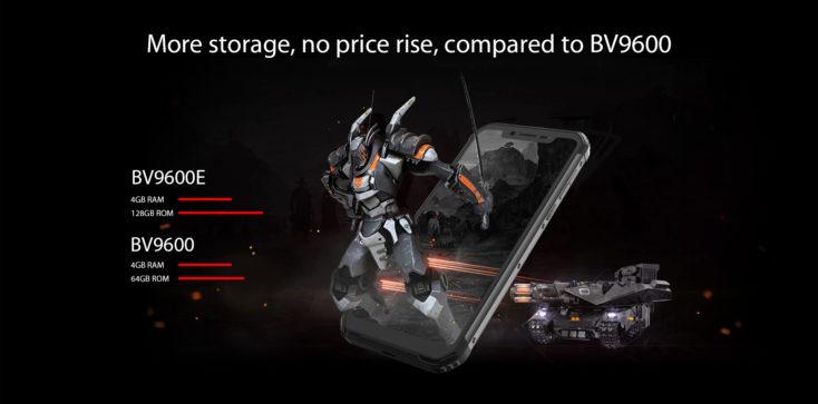 Blackview BV9600E Smartphone Performance