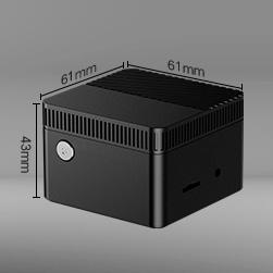 CHUWI LarkBox Computer Masse