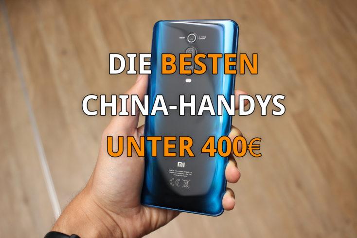 Die Besten China Handys unter 400 Euro