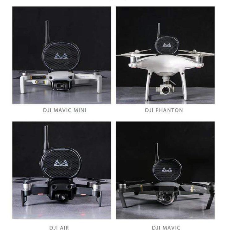 Drohnenlautsprecher 1