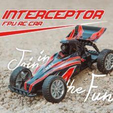EMAX Interceptor FPV RC Car