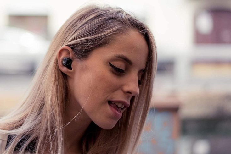 Edifier TWS1 Kopfhoerer im Ohr
