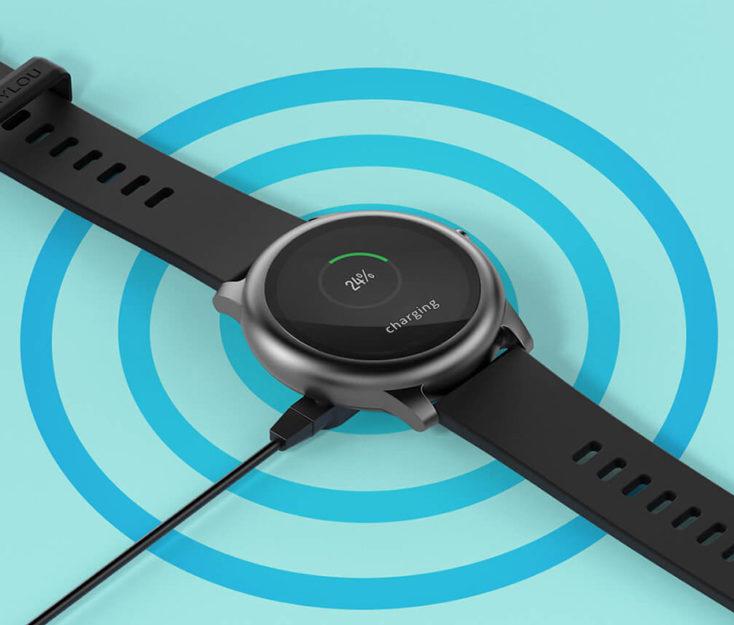 Haylou Solar Smartwatch Akku