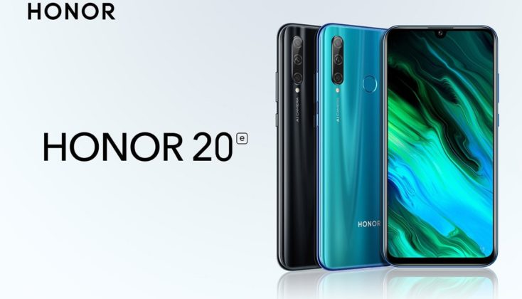 Honor 20E Smartphone