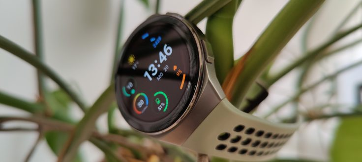 Huawei Watch GT 2e Design