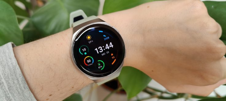 Huawei Watch GT 2e Display
