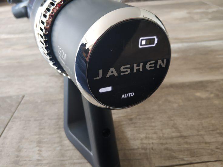Jashen Akkustaubsauger Display
