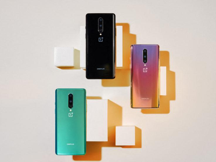 OnePlus 8 Farben