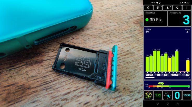 OnePlus 8 Pro Dual SIM GPS