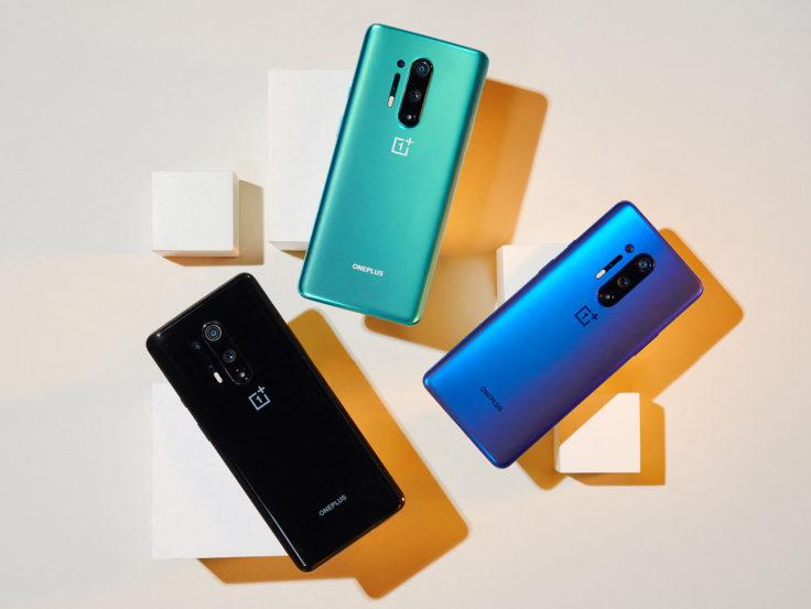 OnePlus 8 Pro Farben