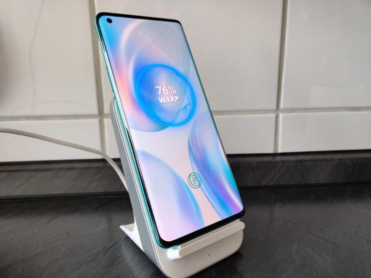 OnePlus 8 Pro Kabellos Laden