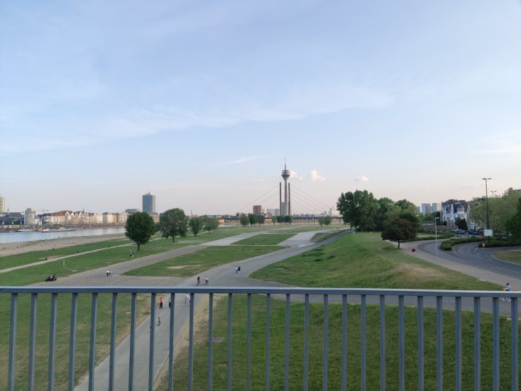 Oppo FInd X2 Pro Hauptkamera Testfoto Landschaft