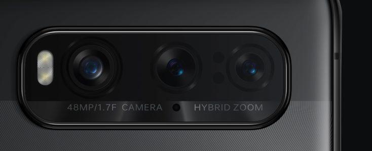 Oppo Find X2 Kamera Schwarz