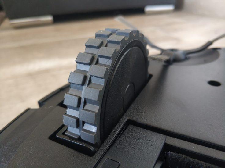 Proscenic M7 Pro Saugroboter Reifen