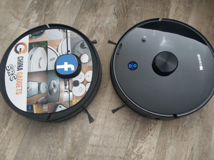 Proscenic M7 Pro Saugroboter Vergleich Ecovacs Deebot Ozmo 950