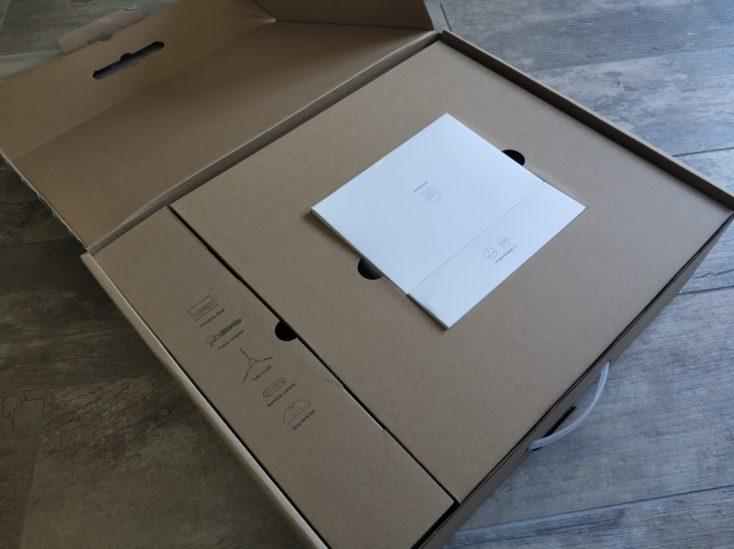Qihoo 360 S6 Pro Saugroboter Inhalt Verpackung