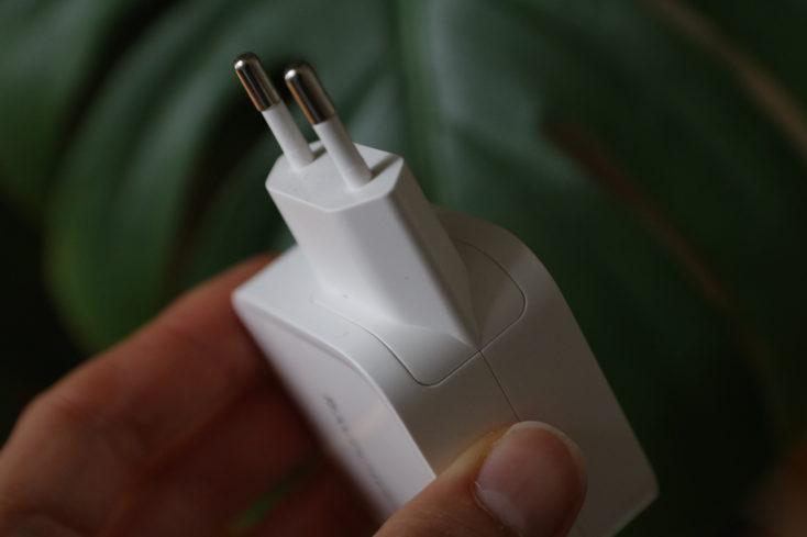 RAVPower 65W USB-C Lader Verarbeitung
