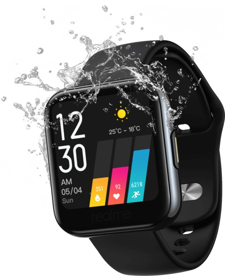 Realme Smartwatch IP68