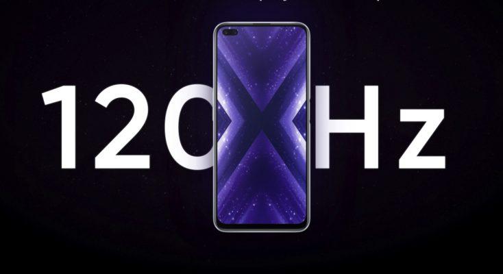Realme X3 SuperZoom 120 Hz Display