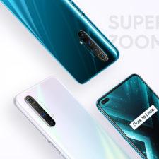 Realme X3 Super Zoom Design