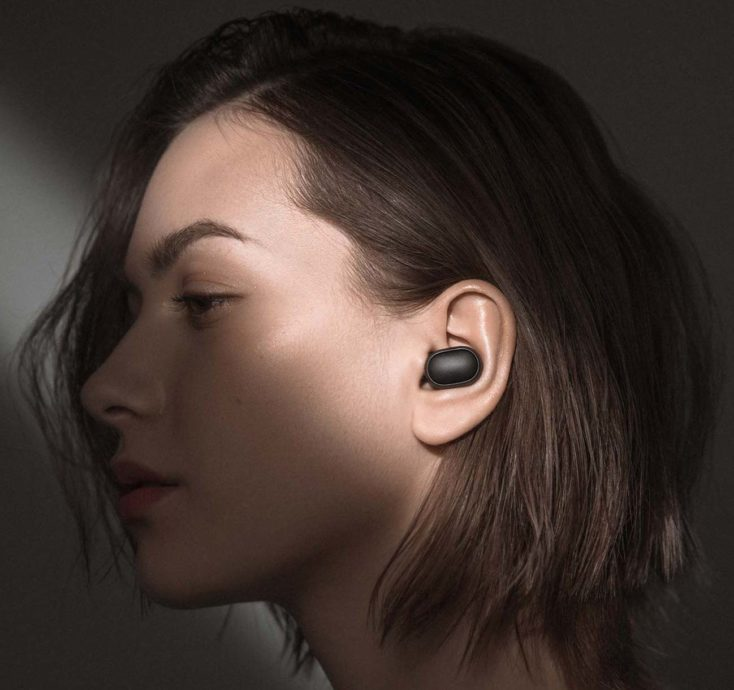 Redmi AirDots Kopfhoerer im Ohr
