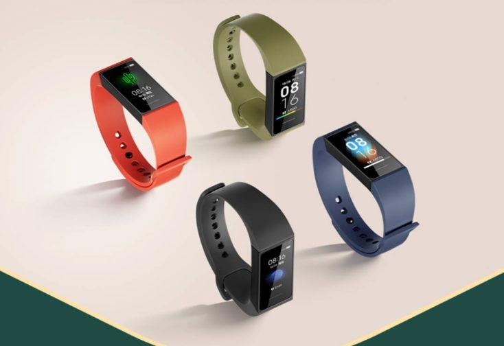 Redmi Band Fitness Tracker