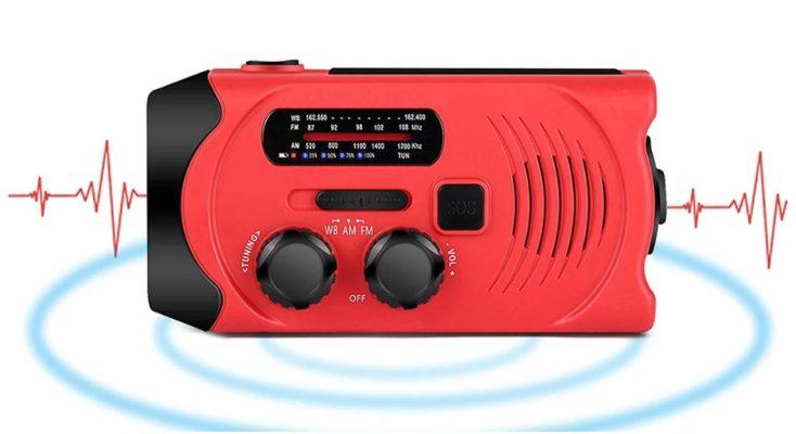 SOS Radio Frequenzen.