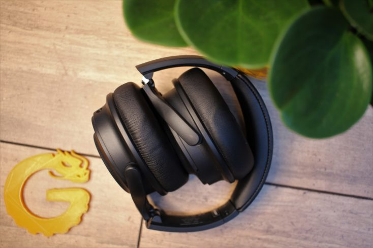 TaoTronics Soundsurge 85 TT-BH085 eingeklappt