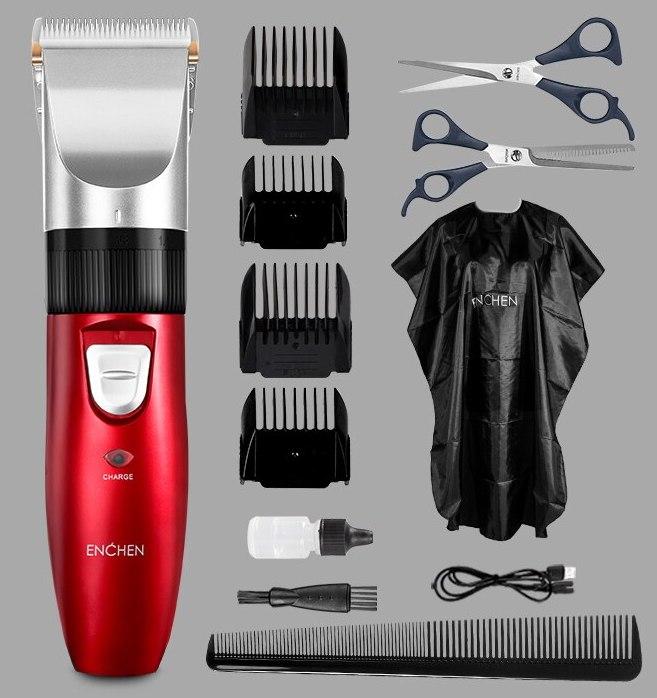 Xiaomi ENCHEN EC-712 Haarschneidemaschine Set