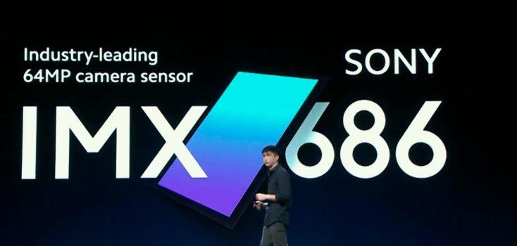 Xiaomi Mi Note 10 Lite Kamerasensor