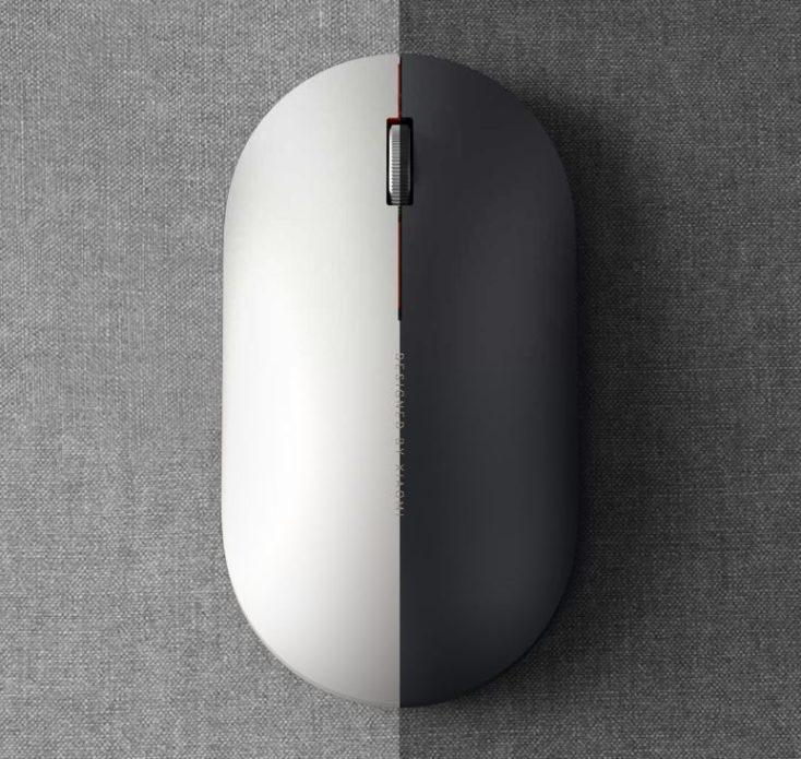 Xiaomi Wireless Mouse schwarz weiss