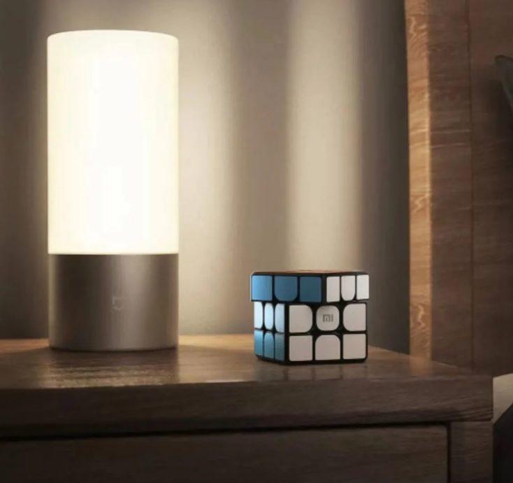 Xiaomi Zauberwuerfel und Nachtlicht