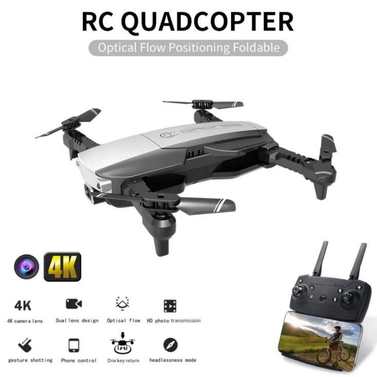 30 Euro 4K Drohne