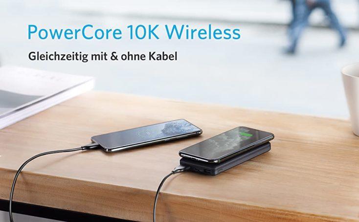 Anker PowerCore 10K Wireless