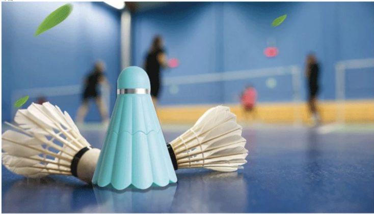 Badminton USB Federbaelle