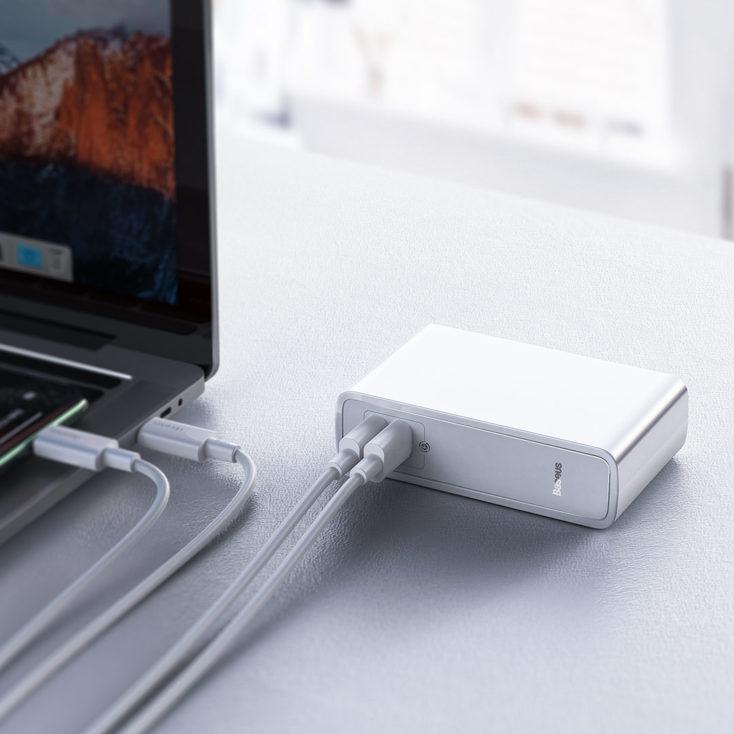 Baseus 45W USB-C Ports