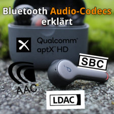 Bluetooth Audio Codec Uebersicht