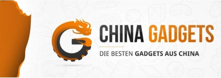 China Gadgets YouTube Banner Grafik
