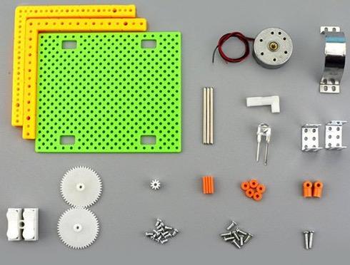 DIY Hand Kurbel Teile