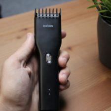 ENCHEN Haarschneidemaschine schwarz