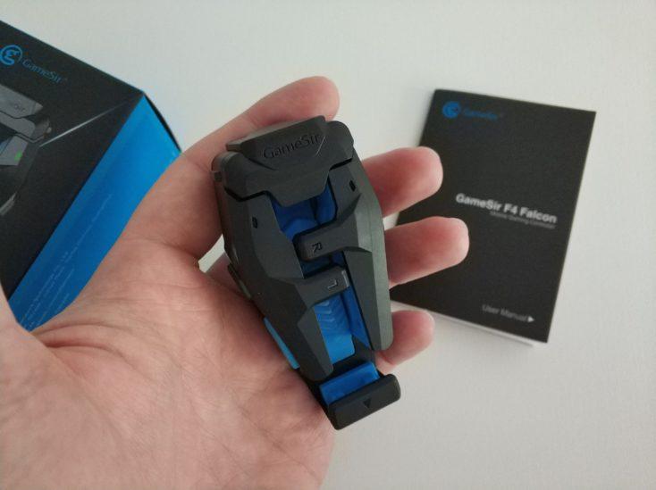 GameSir F4 Falcon Smartphone Controller 5