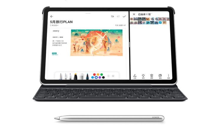 Honor ViewPad 6 Stylus Keyboard